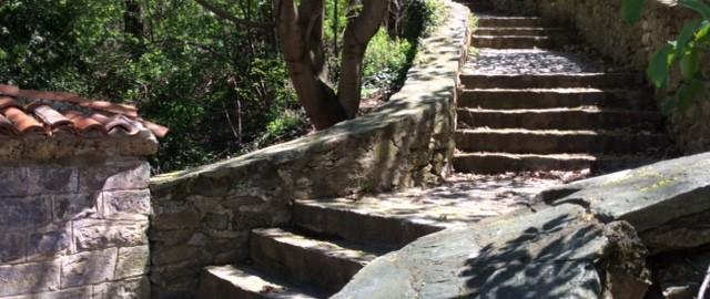 Treppe zum Märchen-Blog