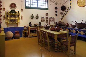 Frida Kahlos Küche