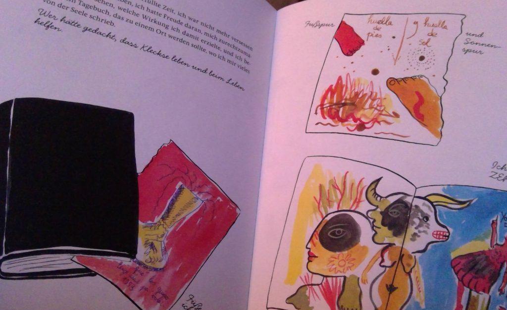 Frida Kahlos Tagebuch