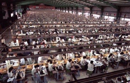 die Werkstätten an der Grenze Lateinamerikas