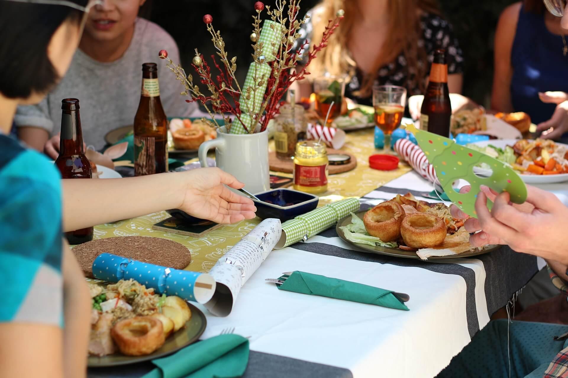 Ernährung: Gemeinsam essen