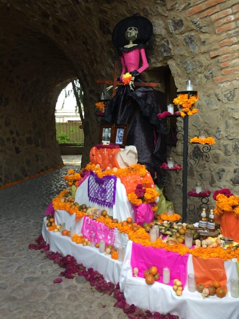 Tag der Toten Altar 2017
