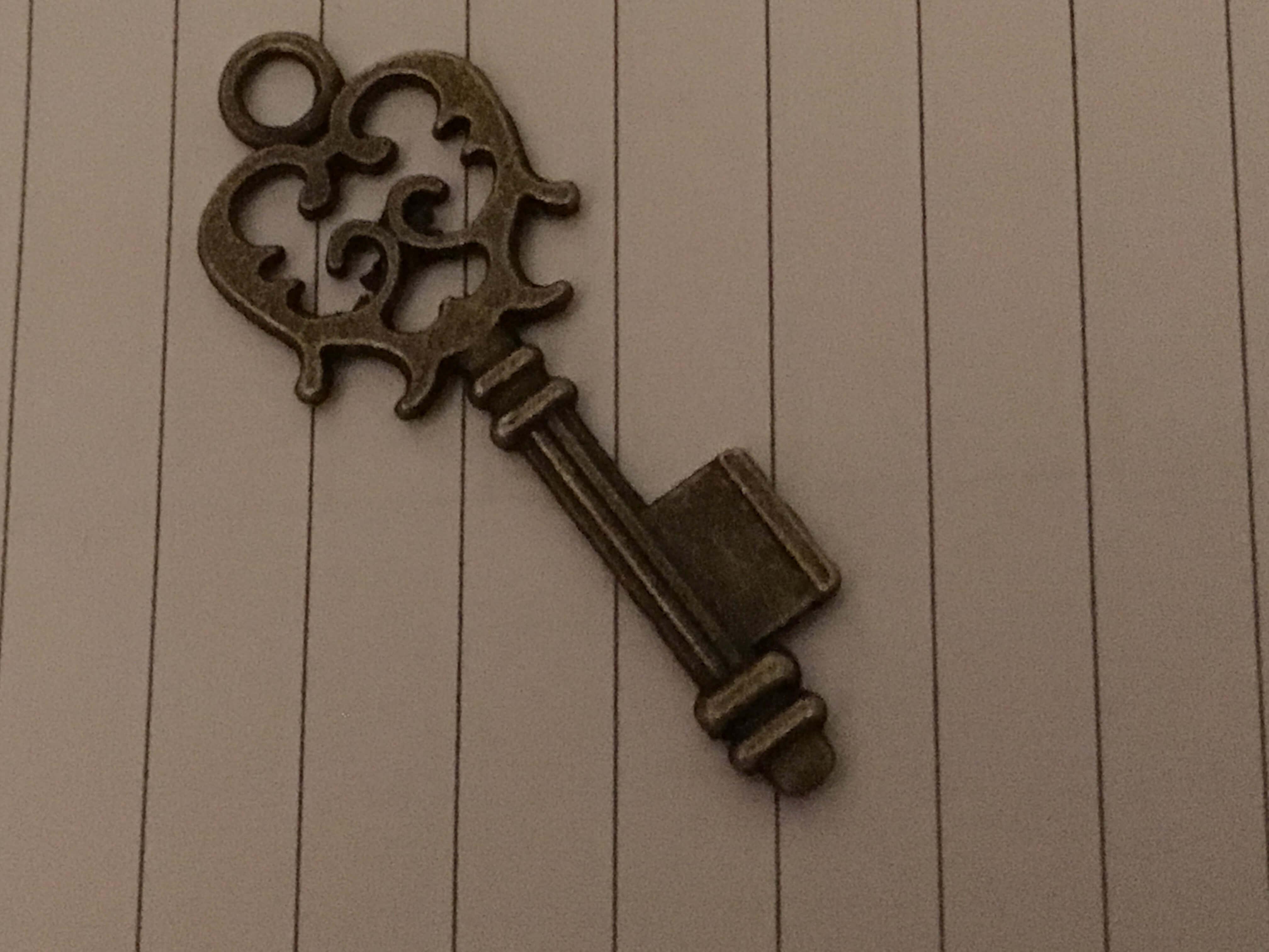 Goldmund Erzählfest Schlüssel