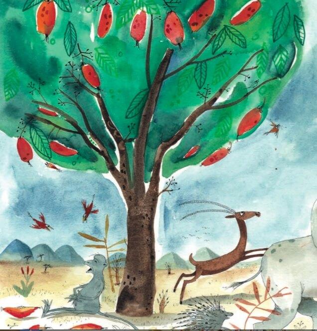 Piet Grobler: Der Zauber Baum