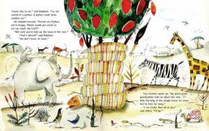 Piet Grobler: Der Zauberbaum mit Python