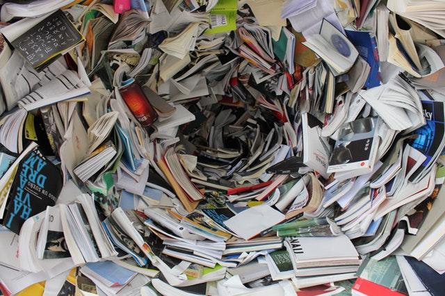 Bücher Chaos