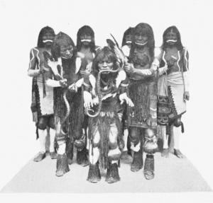 Moki Snake Dancers