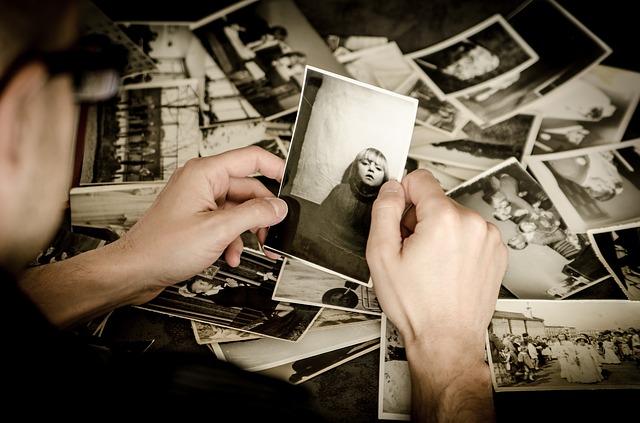 Fotoalbum Nostalgie