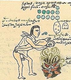 So bestraften Azteken ihre Söhne