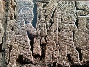 Krieger Moctezumas