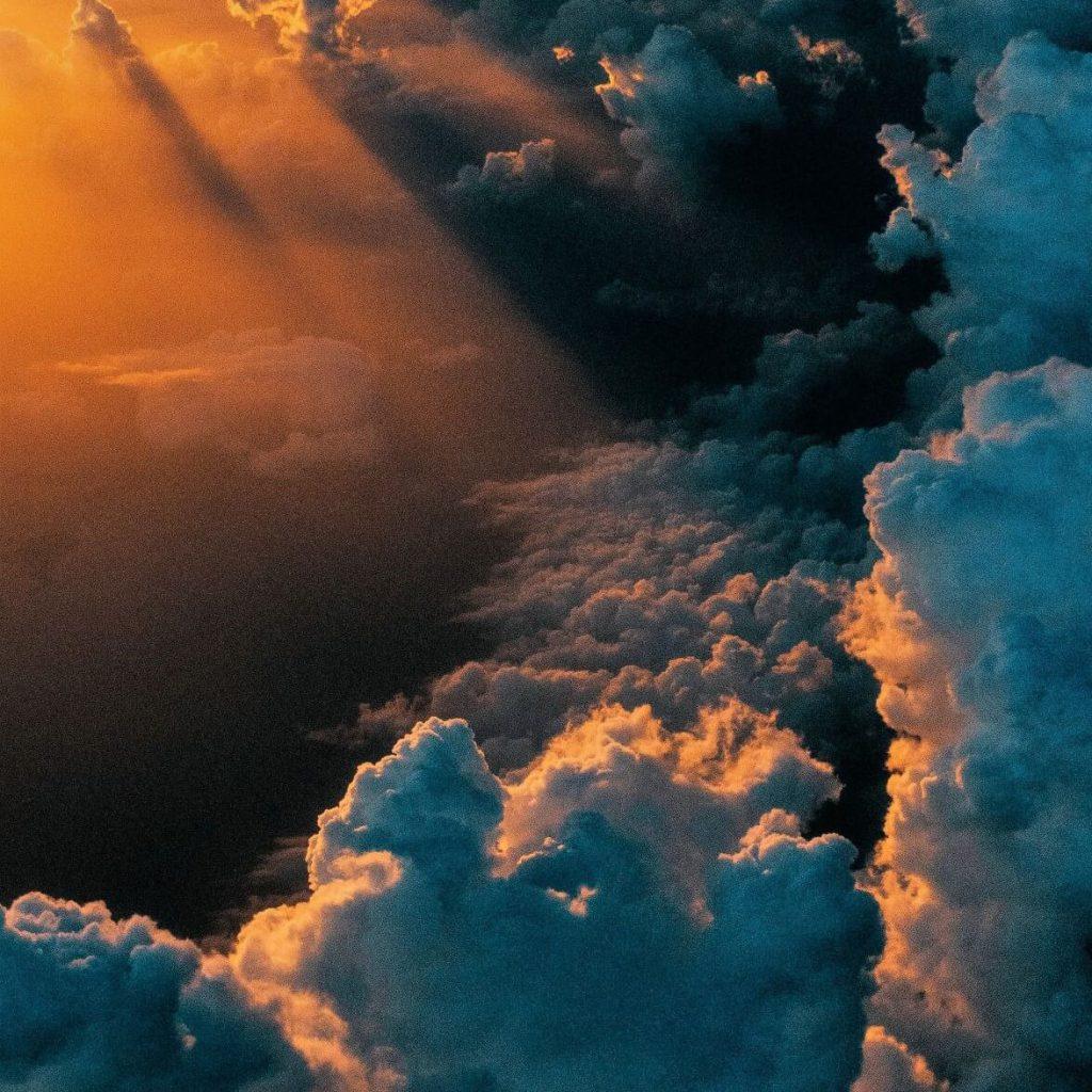 Vom Himmel herab